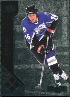 2011/12 Upper Deck Black Diamond #214 Brett Hull AS