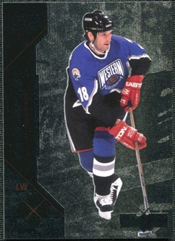 2011/12 Upper Deck Black Diamond #216 Brendan Shanahan AS