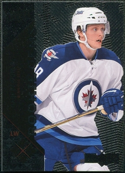 2011/12 Upper Deck Black Diamond #228 Carl Klingberg SP RC