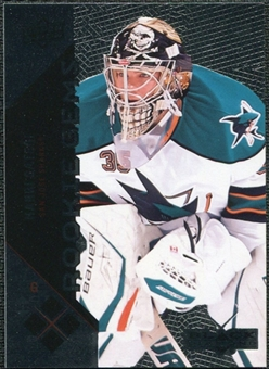 2011/12 Upper Deck Black Diamond #243 Harri Sateri