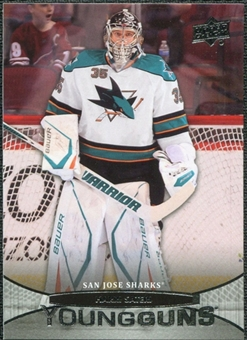 2011/12 Upper Deck #238 Harri Sateri YG RC Young Guns Rookie Card