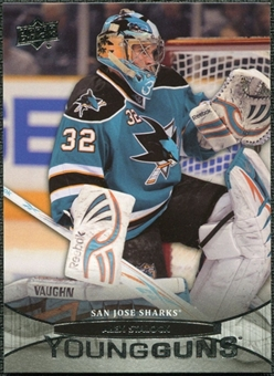 2011/12 Upper Deck #239 Alex Stalock YG RC Young Guns Rookie Card