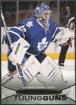 2011/12 Upper Deck #244 Ben Scrivens YG RC Young Guns Rookie Card