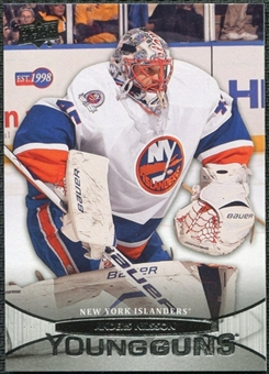 2011/12 Upper Deck #482 Anders Nilsson YG RC Young Guns Rookie Card