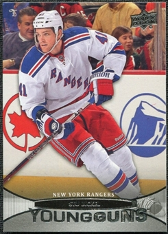 2011/12 Upper Deck #485 Stu Bickel YG RC