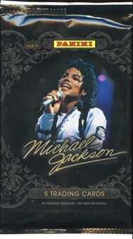 Michael Jackson 2nd Wave Retail 24-Pack Lot (Panini 2011)