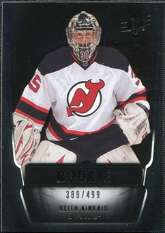 2011/12 Upper Deck SPx #146 Keith Kinkaid RC /499