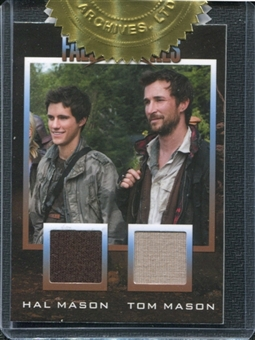 Falling Skies Season One Costumes #DC1 Drew Roy Noah Wyle as Hal Mason Tom Mason (Rittenhouse 2012)