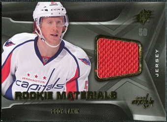 2011/12 Upper Deck SPx Rookie Materials #RMCE Cody Eakin A
