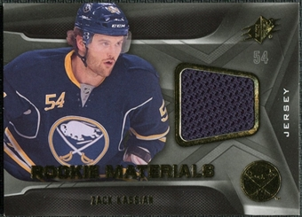 2011/12 Upper Deck SPx Rookie Materials #RMZK Zack Kassian A
