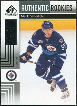 2011/12 Upper Deck SP Game Used #194 Mark Scheifele RC /99