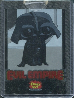 2008 InkWorks Family Guy Episode IV A New Hope #CL1 Evil Empire