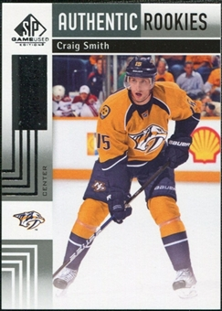 2011/12 Upper Deck SP Game Used #109 Craig Smith RC /699