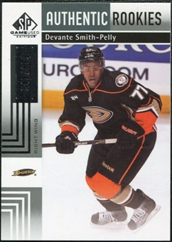2011/12 Upper Deck SP Game Used #144 Devante Smith-Pelly RC /699
