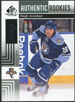 2011/12 Upper Deck SP Game Used #146 Hugh Jessiman RC /699