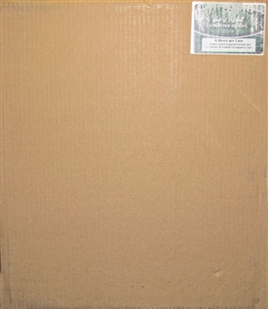 2014 Leaf Best Of Unopened Edition Football Hobby 6-Box Case