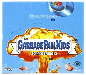 Garbage Pail Kids Brand New Series 2 Hobby Box (Topps 2014)