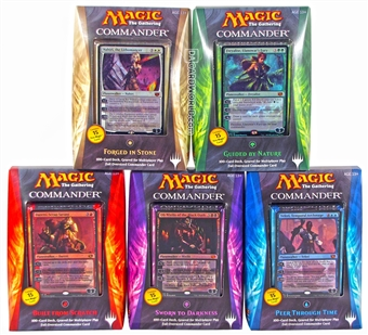 how to set xmage deck commander