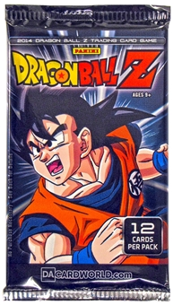 Panini Dragon Ball Z Booster Pack