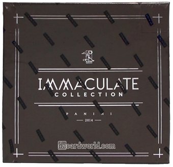 2014 Panini Immaculate Baseball Hobby Box
