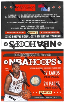 2014/15 Panini Hoops Basketball Hobby Box