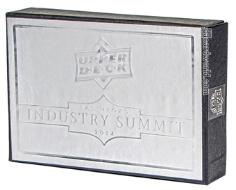 2014 Upper Deck Las Vegas Industry Summit Black Box