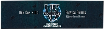 Upper Deck Marvel Vs. System GenCon 2014 Preview Edition Box