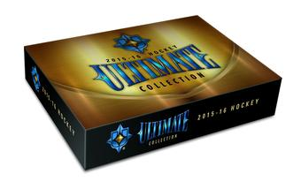 2015/16 Upper Deck Ultimate Collection Hockey 5-Box Case- DACW Live 30 Spot Random Team Break #3