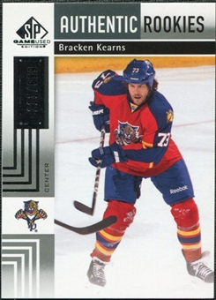 2011/12 Upper Deck SP Game Used #169 Bracken Kearns /699