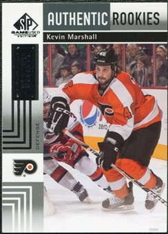 2011/12 Upper Deck SP Game Used #187 Kevin Marshall RC /699
