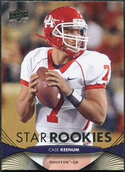 2012 Upper Deck #67 Case Keenum RC