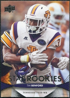 2012 Upper Deck #75 Tim Benford RC