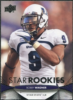 2012 Upper Deck #101 Bobby Wagner RC