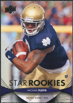 2012 Upper Deck #118 Michael Floyd RC