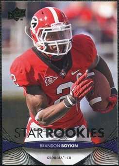2012 Upper Deck #159 Brandon Boykin RC