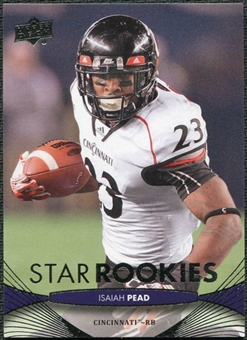 2012 Upper Deck #179 Isaiah Pead RC