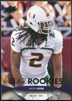 2012 Upper Deck #193 Laron Byrd RC