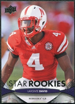 2012 Upper Deck #194 Lavonte David RC