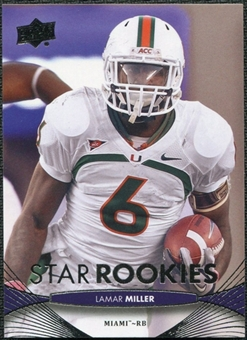 2012 Upper Deck #230 Lamar Miller RC