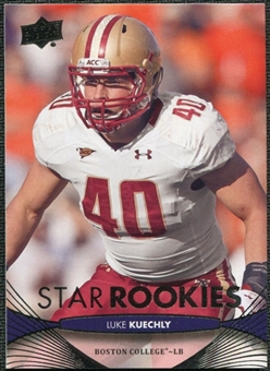 2012 Upper Deck #235 Luke Kuechly RC