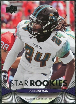 2012 Upper Deck #236 Josh Norman RC