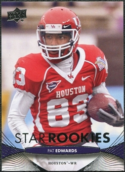 2012 Upper Deck #242 Patrick Edwards RC