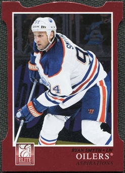 2011/12 Panini Elite Aspirations #48 Ryan Smyth