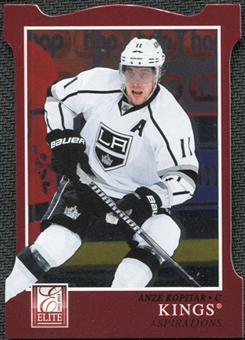 2011/12 Panini Elite Aspirations #129 Anze Kopitar