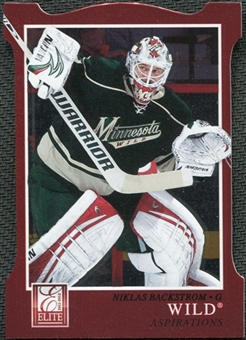 2011/12 Panini Elite Aspirations #164 Niklas Backstrom