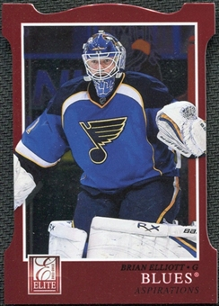 2011/12 Panini Elite Aspirations #199 Brian Elliott