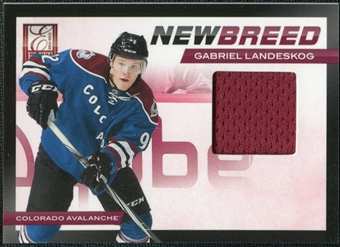 2011/12 Panini Elite New Breed Materials #10 Gabriel Landeskog