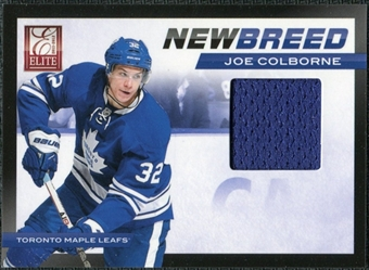 2011/12 Panini Elite New Breed Materials #13 Joe Colborne