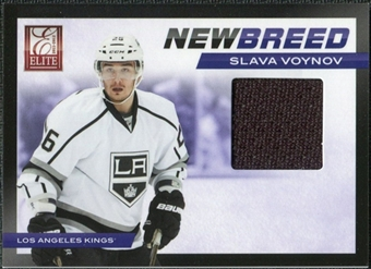 2011/12 Panini Elite New Breed Materials #40 Slava Voynov