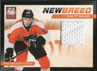 2011/12 Panini Elite New Breed Materials #49 Matt Read